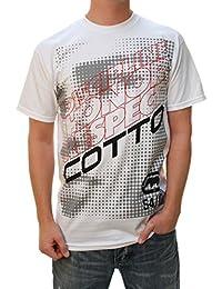 T-shirt de douille de short de respect d'honneur de discipline de Cotto des hommes d'Ecko Unlimited