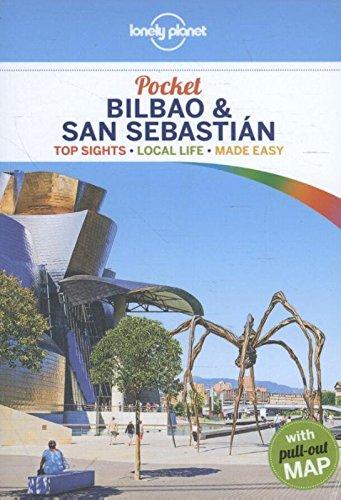 Produktbild Lonely Planet Bilbao & San Sebastia Pocket (Lonely Planet Pocket Guide Bilbao & San Sebastian)