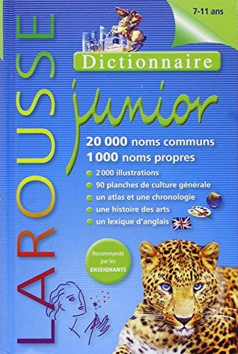 Larousse Junior 7/11 Ans - Reserve Export