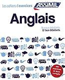 Coffret Cahiers d'exercices ANGLAIS Débutants + Faux-débutants