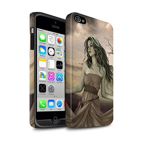 Officiel Elena Dudina Coque / Matte Robuste Antichoc Etui pour Apple iPhone 4/4S / Pack 5pcs Design / Caractère Conte Fées Collection Notre Dame