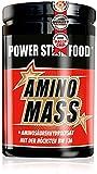 AMINOSÄUREN-KOMPLEX AMINO MASS, die hochdosierte beste Aminosäure mit der weltweit höchsten biologischen Wertigkeit v