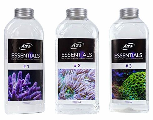 ATI Essentials 3x 500ml Set - Essential Oligoelementi