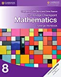 Cambridge Checkpoint Mathematics Challenge Workbook 8