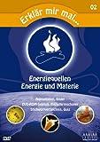 Erklär mir mal... Energiequellen - Energie und Materie (Wissen Physik) [DVD-Videobook]