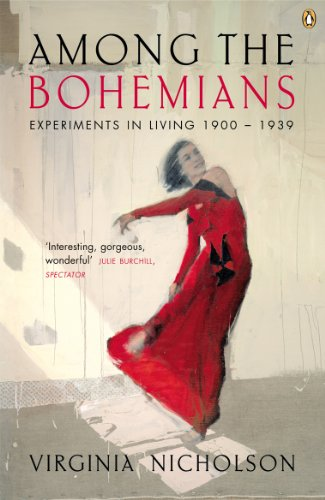 Among the Bohemians: Experiments in Living 1900-1939 (English Edition)