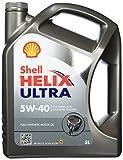 Shell Helix Ultra 5W40,tanica 5 litri