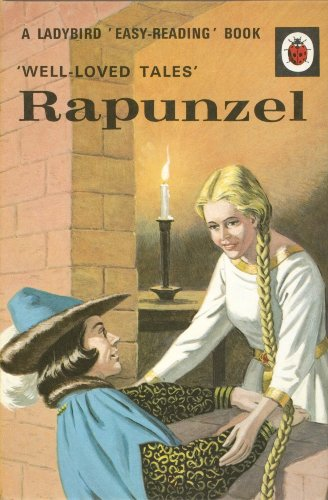 well-loved-tales-rapunzel