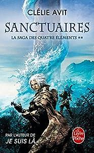 """Afficher """"La saga des quatre éléments n° 2<br /> Sanctuaires"""""""