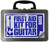FIRST AID KIT FOR BASS GUITAR (Guitar Kit)