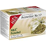 H&S Fencheltee ungemischt Filterbeutel 20 St