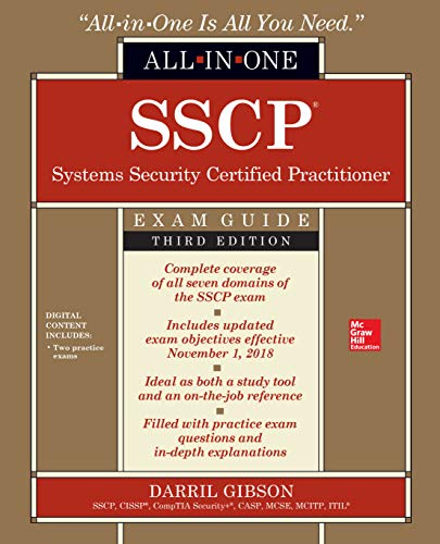 SSCP Systems Security Certified Practitioner All-in-One Exam Guide, Third Edition (English Edition)