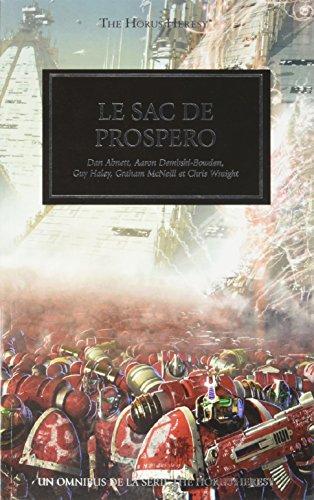 The Horus Heresy : Le sac de Prospero : Sorciers et bourreaux