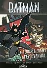 Batman - Le terrible projet de l'épouvantail par Bros