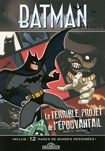Batman - Le terrible projet de l'épouvantail