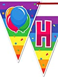 Best Pop Lights For Makeups - Papery Pop Happy Birthday Banner - Kids Decorations Review
