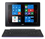 Acer Aspire Switch 10 E Pro7 2in1 Entertainment Edition (SW3-016) 25,6 cm (10,1 Zoll HD IPS) Convertible Notebook (Intel Atom x5-Z8300, 2GB RAM, 32GB eMMC, Intel HD Graphics, Win 10 Home) lila