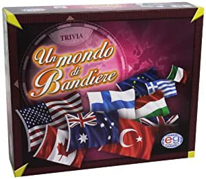 Editrice Giochi 1640 - Games Un Mondo di Bandiere