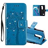 COTDINFOR LG Leon H340N C40 Protection Case for Girls Flip