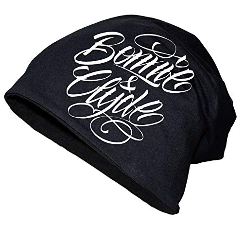 Spaß kostet Long Beanie Bonnie & Clyde Größe XS-XXL (Bonnie Und Clyde Outfits)