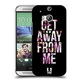 Head Case Designs Get Away Trend Mix Snap-on Schutzhülle Back Case für HTC One M8 / M8 Dual Sim / M8s