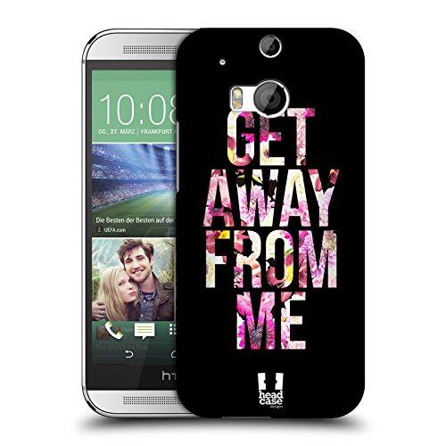 Charmant Head Case Designs Get Away Trend Mix Snap On Schutzhülle Back Case Für HTC  One
