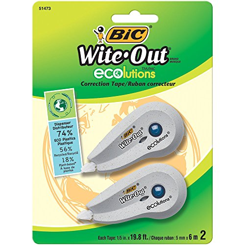 bic-mini-correction-tape-single-line-1-5x198-green-sold-as-1-package-bicwoetp21