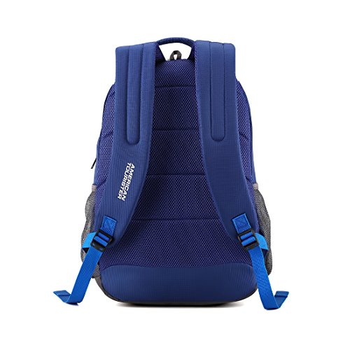 666fb93dd48b01 American Tourister 32 Ltrs Blue Casual Backpack (AMT FIZZ SCH BAG 02 - BLUE)