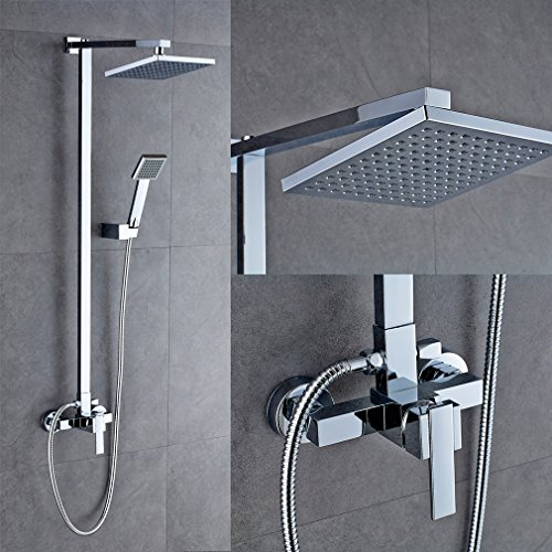 shower mixer set. Black Bedroom Furniture Sets. Home Design Ideas