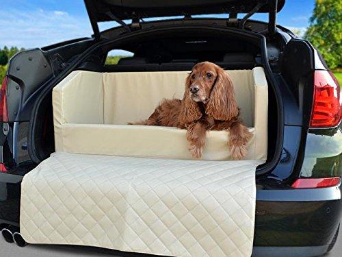 Auto-ya-Manta-para-maletero-Techo-Auto-Transporte-para-maletero-cama-en-beige
