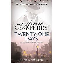 Twenty-One Days: Daniel Pitt Mystery 1 (English Edition)