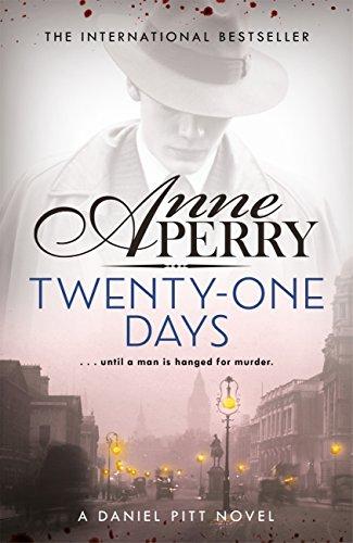 Twenty-One Days (Daniel Pitt Mystery 1) (English Edition)