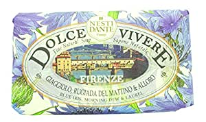 Nesti Dante Dolce Vivere Firenze Soap 250g