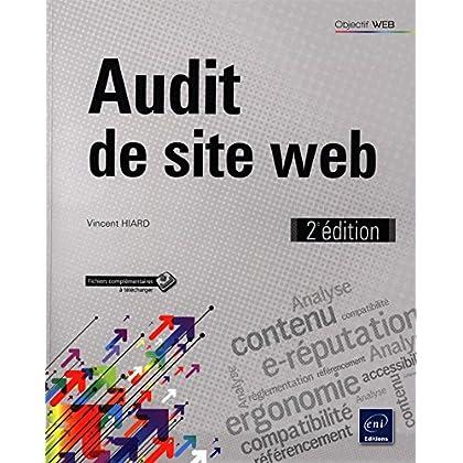 Audit de site web (2e édition)