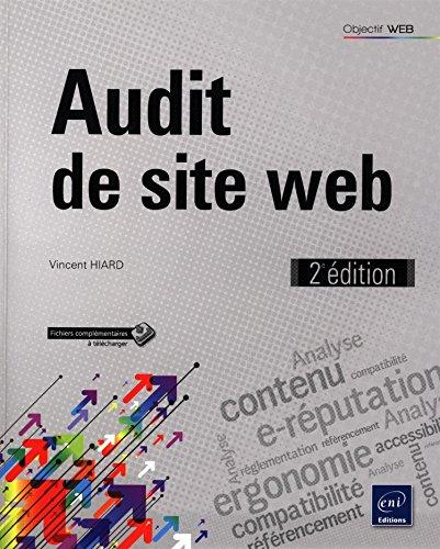 Audit de site web (2e édition) par Vincent HIARD