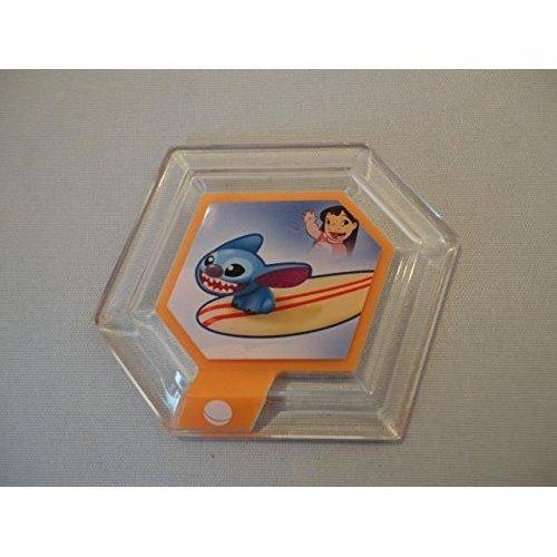 Disney Infinity Series 2 Power Disc Hangin\' Ten Stitch with Surfboard [10 of 20] by Disney Infinity by Disney Infinity