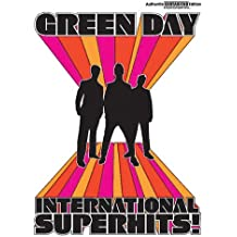 Green Day International Superhits!: Authentic Guitar-Tab Edition : Includes Complete Solos