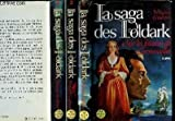 La saga des poldark - 3 tomes - sur les falaises de cornouailles - au-dela de la tempete - la lune rousse