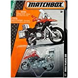 MATCHBOX MBX EXPLORERS RED/BLACK/SILVER BMW R1200 GS 101/120 by Matchbox