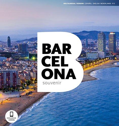 Barcelona Souvenir (Español/Inglés/Holandés) (Sèrie 2) por Aa.Vv.