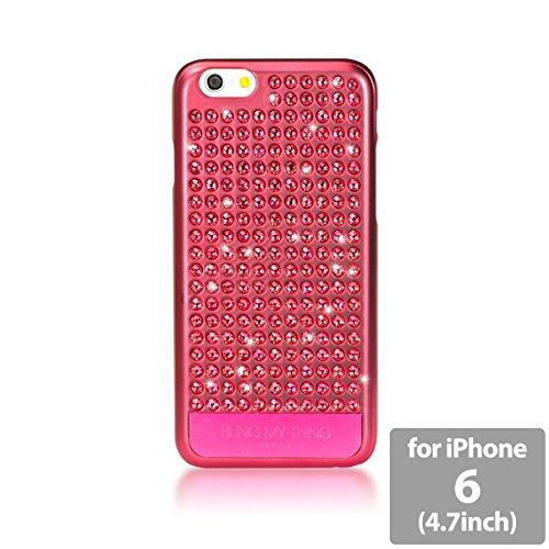 Bling my thing extravanganza pour iPhone 6 avec de véritables cristaux swarovski
