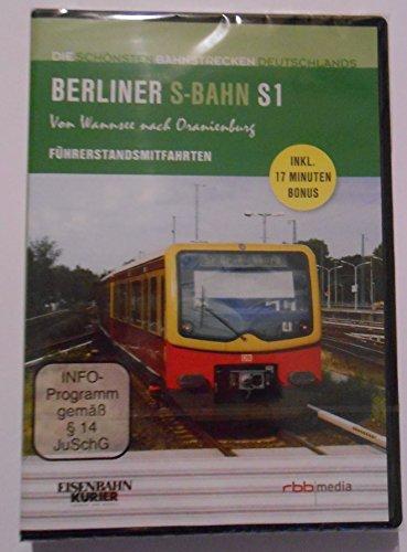 Berliner S-Bahn S1 Von Wannsee nach Oranienburg