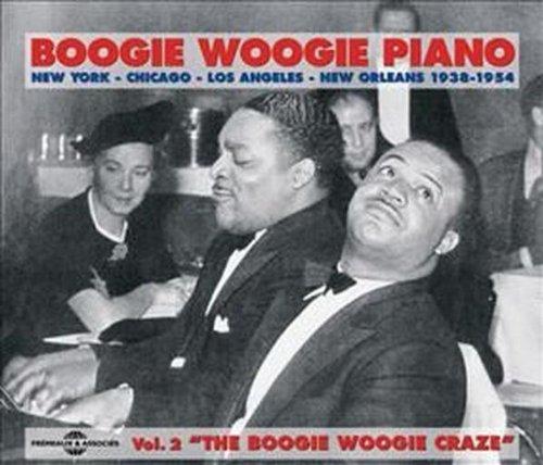 Vol.2-Boogie Woogie Craze 1938 Albert King-box