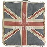 Sitzkissen Vintage Union Jack England Matratzen Kissen