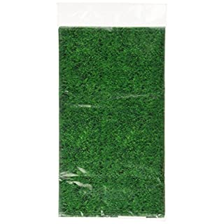 Amscan International Plastic Grass Tablecover