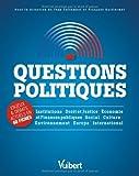 Image de Questions politiques - Enjeux & débats actuels en 60 fiches