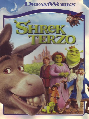 Shrek Terzo (Disco Singolo) by animazione