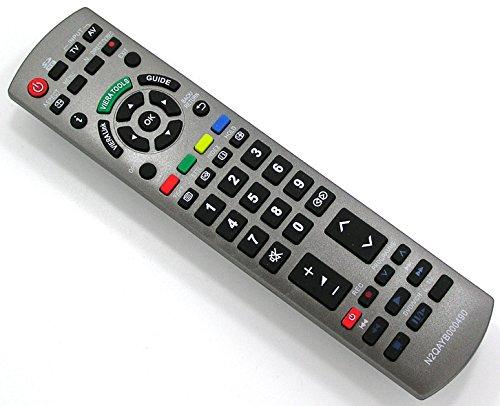 Ersatz Fernbedienung für Panasonic VIERA N2QAYB000490 Fernseher TV Remote Control / Neu Panasonic Viera