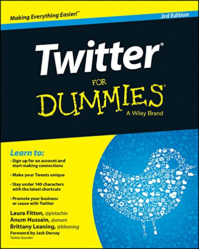 Twitter For Dummies (For Dummies Series) (English Edition)