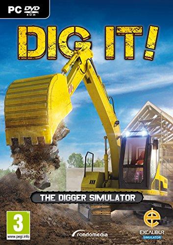 Preisvergleich Produktbild Pccd Dig It! - The Digger Simulator (Eu)